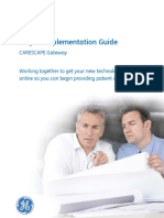 GEHC-Gateway Project Implementation Guide PDF