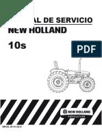 Sin embargo calibre 37750 tractor de un eje N