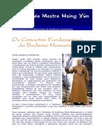 Ensinamentos Fundamentais Do Budismo Humanista