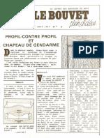 Le Bouvet N°5 (juillet/août 1987)