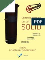 Manual Liepsenelle