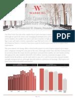 Q4 Warburg Market Report
