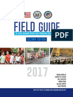 Field Guide Demand Reduction - 2017