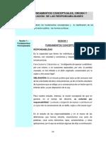 Tema II - Fundamentos Conceptuales Origen y Clasificacion de Responsabil...