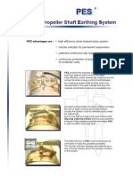 4800P016 Propeller Shaft Earthing System