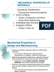 Ch02_mechanical Properties of Materials
