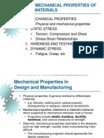Ch02_mechanical Properties of Materials