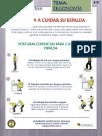 FP #01. Aprenda a Cuidar Su Espalda