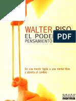 211411730 Walter Riso El Poder Del Pensamiento Flexible