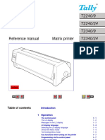 Dascom T2340 Reference Manual