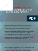 Colita Pseudomembranoasa