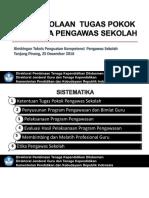 Tugas Pokok dan Fungsi Pengawas Sekolah