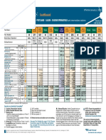 Amtrak Cascades Schedule  - 010218