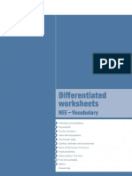 Differentiated worksheets.docx