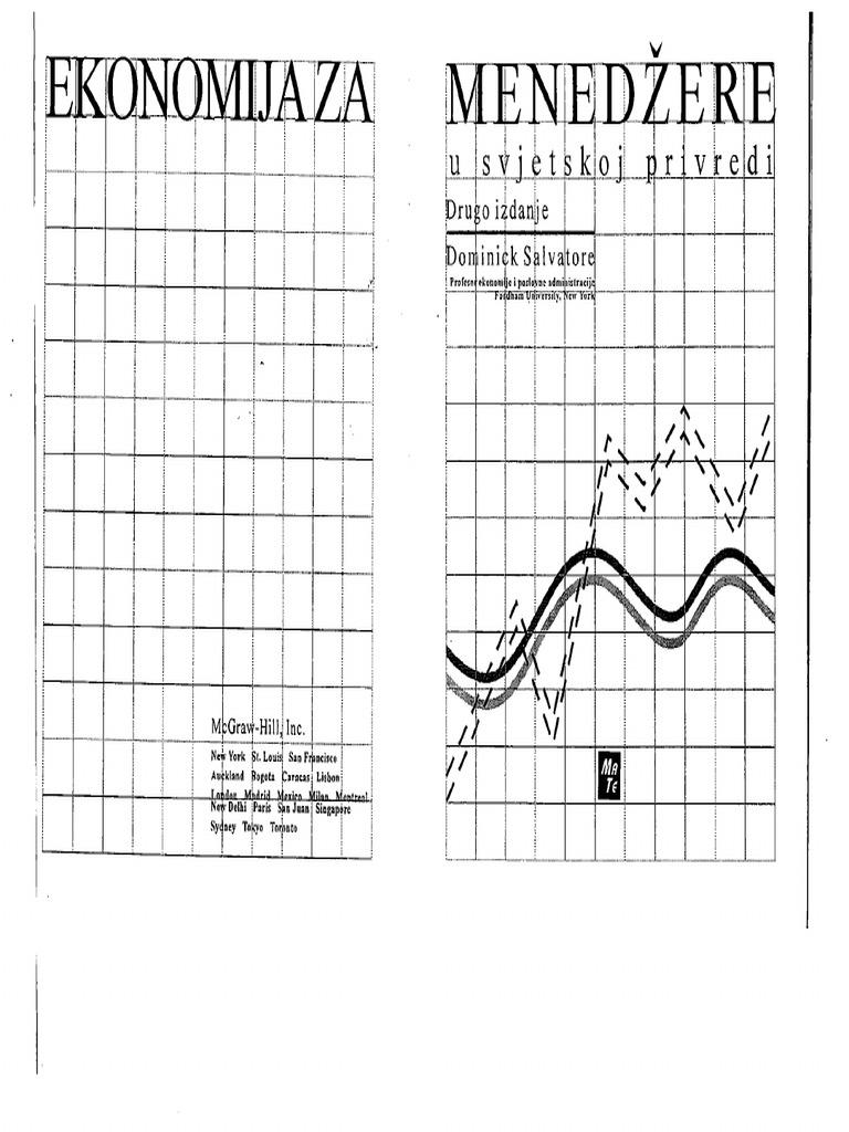 EKONOMIJA ZA MENADERE PDF