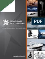 SeaStar Boat Steering Catalog