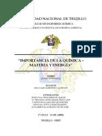 Quimica General Informe