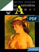 1992. La naturaleza del amor III. Inving Singer.pdf