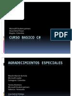 CURSO BASICO CSharp