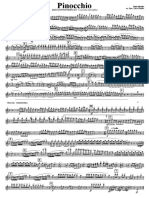 Pinocchio - Clarinetti Primi