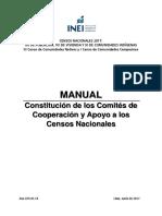 Doc.cpv.01.10 Manual Comite Cooperacion y Apoyo Los Censos