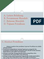 Presentation KTA