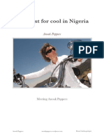Anouk Pappers - My Quest for Cool in Nigeria