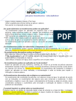 Manual Aplikdecor