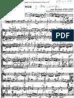 Jean Baptiste Barriere Cello Bass