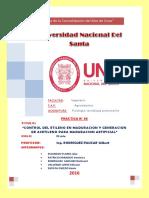 6 Control Del Etileno en Maduracion y Generacion de Acetileno Para Maduracion Artificial