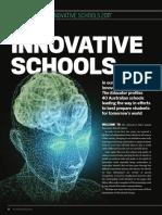 The Educator Innovative Schools list 2017