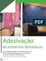 Adesivos de Parede Adesivacao de Ambientes Domesticos