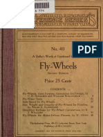 Flywheels MSR No40 1910