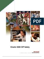 Kinetix 5500 CIP Safety - Rev1.00