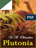 Vladimir Obruchev - Plutonia - Ilustrado