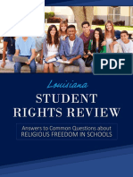 La Student Rights Review