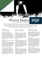 El Horror Inmortal Semilla de Terror 01