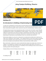 Basics of Hydrotreating Catalyst Sulfiding _ Reactor Resources _ Sulfiding Services, Alumina, Metal Reclamation, Catalysts