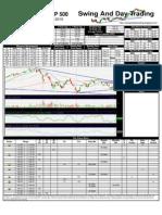 SPY Trading Sheet for Friday, September 3, 2010