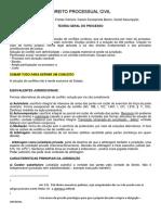 Direito Processual Civil - Resumo