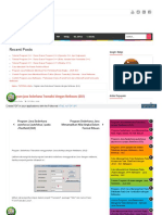 Uniqosmart Blogspot Co Id 2015 04 Program Sederhana Transaks
