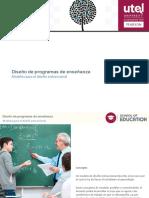 Diseño de programas de enseñanza - Modelos para el diseño instruccional