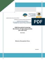 Unix Essentials Featuring the Solaris 10 Operating System-MyExercises