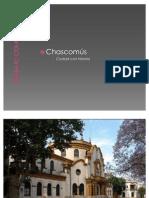 Presentación de Chascomús