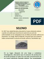Grupo # 4 Selenio