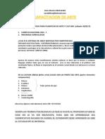 Documentos Necesarios Para Planificar