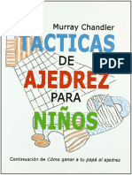 00 Tácticas de ajedrez para niños - Murray Chandler.pdf