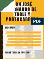 Don José Bernardo de Tagle y Portocarrero