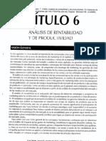 Análisis de rentabilidad y de productividad. Cap 6. Gerencia de Marketing.pdf