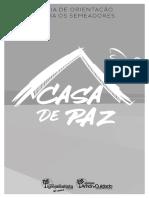 Casa de Paz Manual Dos Semeadores